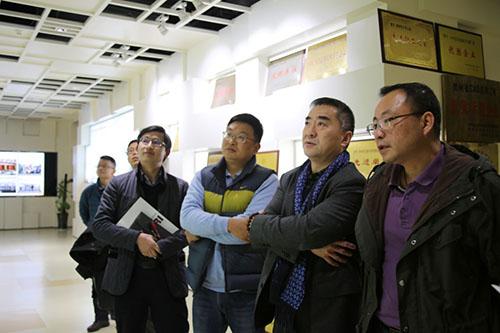 广州市市政工程设计研究总院来访我司